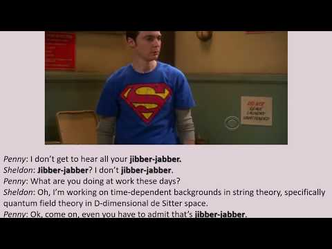Learn the word! - Jibber-jabber