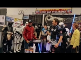 VIDEO Mads as a Honorary Member of the 501st Legion at ComicConStockholm