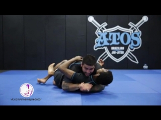 breaking the closed guard and passing the half guard