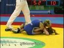Female Wrestling 43kg USA v GER