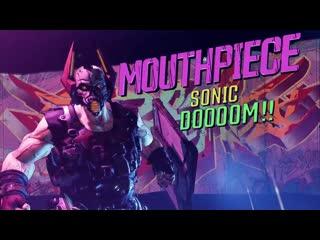 Borderlands 3 - mouthpiece boss fight gameplay