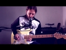 Livin On A Prayer Bon Jovi Talk Box Guitar Cover by Rodrigo