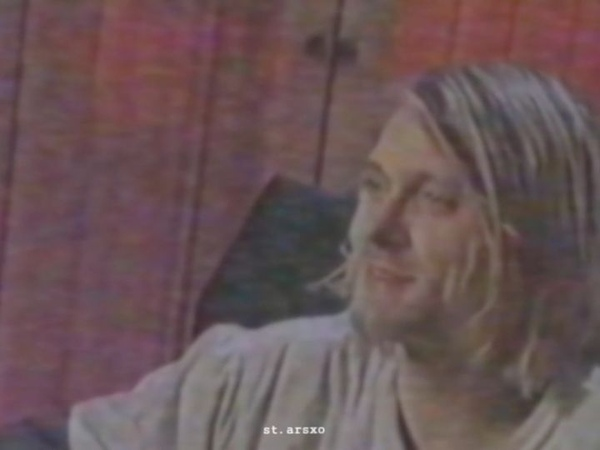 💞💞💖💖💓💓💫💛💛✨💕💕 on Instagram Very simple but lately been missing him more than ever 💖💞💞💫💔 ac @ awbyers kurtcobain nirvana edit""