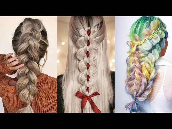 New Haircut and Color Transformation - Amazing Hairstyles Compilation 2018
