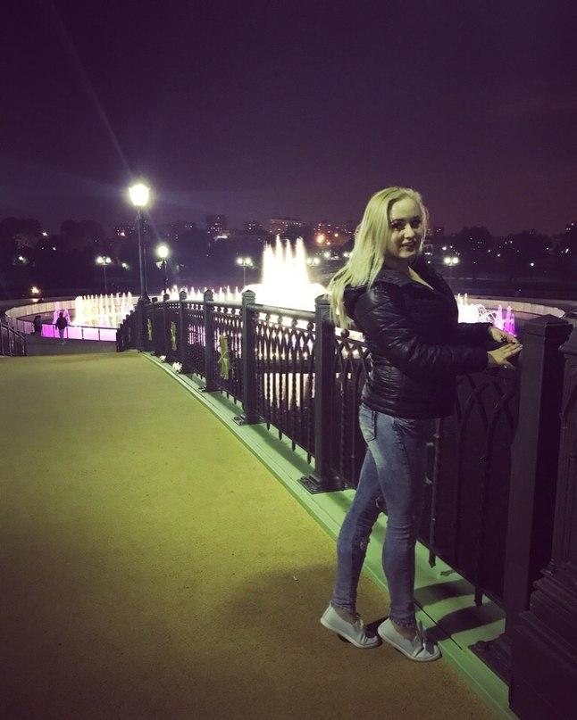 Анастасия Кравчунас   Москва