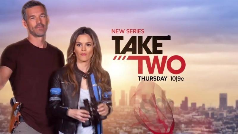 Take Two 1x01 ''Ride Along''