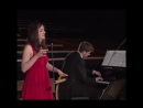 Carolina Eyck theremin voice Sergei Rachmaninoff Vocalise theremin and piano