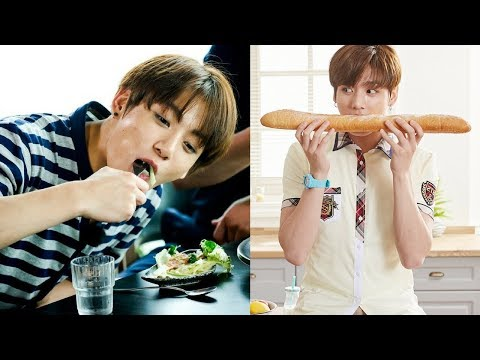 BTS Jungkook Eat Everything 2 Kpop [VGK]