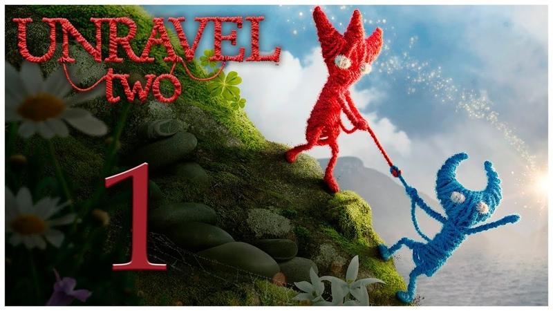 Unravel 2 - Кооператив - Foreing shore [1] | PC
