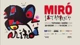 Joan Miro Exhibition Animation