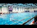 Россия - США. Финал. Кубок мира по водному полу в городе Сургут.