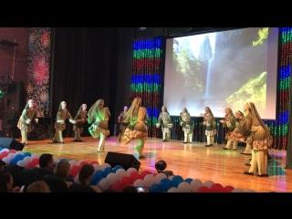 Дагестанский танец 19.05.2018
