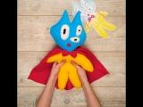 Мамины руки и детская фантазия способны творить чудеса!