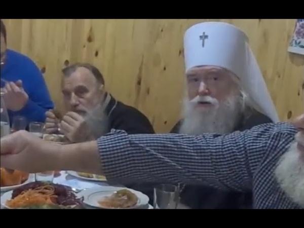 Митрополит Агафангел беседа о старообрядцах