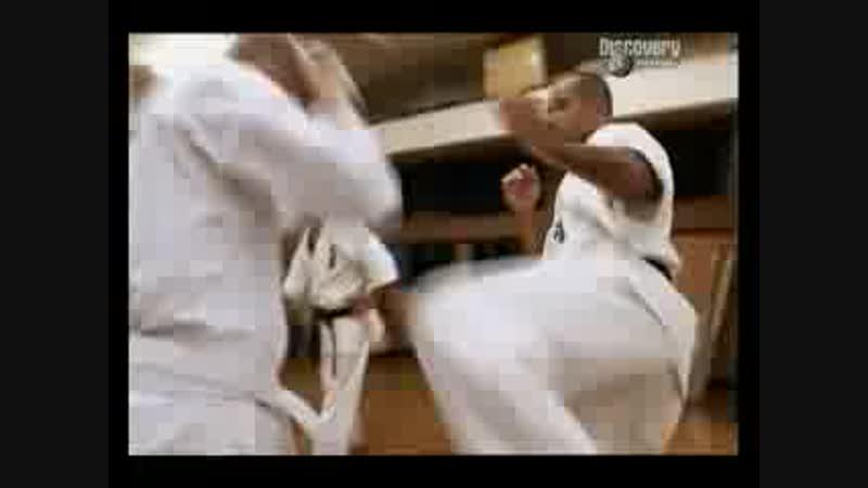 Тайны боевых искусств (Discovery) - Киокушинкай Документальный фильм vk.comoyama_mas
