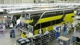 Production Setra - EvoBus Plant Neu-Ulm
