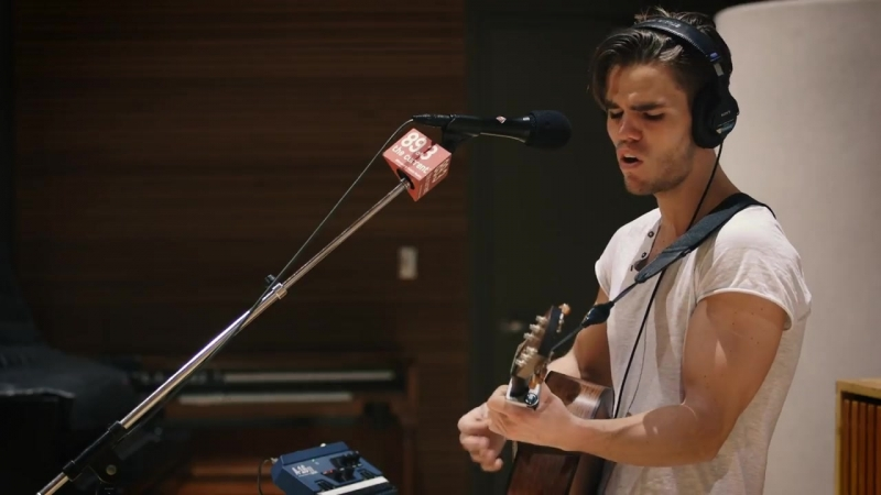 Kaleo Way Down We Go Live on 89 3 The Current 720p