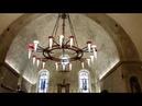 Католическая церковь в крепости В путешествии от Армель
