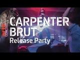 Carpenter Brut - Release Party ARTE Concert