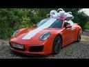 МЕЧТА ДЕТСТВА. Подарил Маме новый 911 Porsche