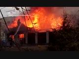 Пожар на «Старте»