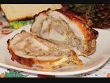 Зачем вам эта колбаса? Приготовьте лучше рулетик мясной, такой ароматный и сочный!
