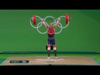 Тяжёлая атлетика Рио-2016