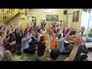 Е М Притху Прабху на вечерней программе в храме Шри Шри Радха Говинды закл часть 23 04 18