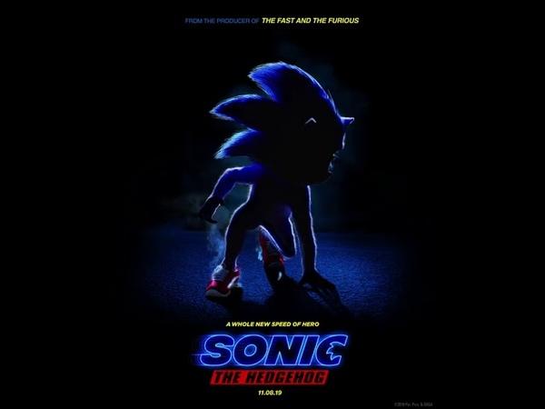 IGN опубликовали первый постер фильма про Соника