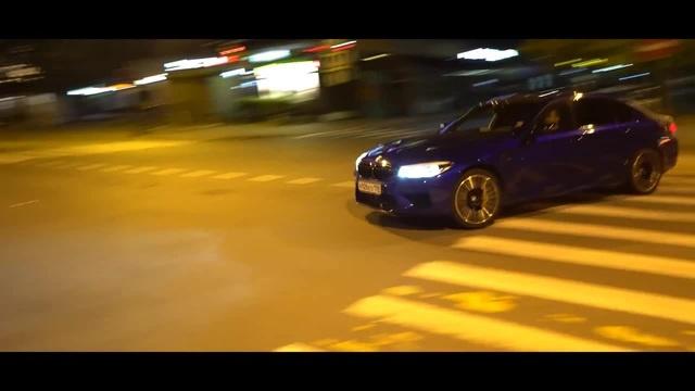 BMW M5 F90 coub