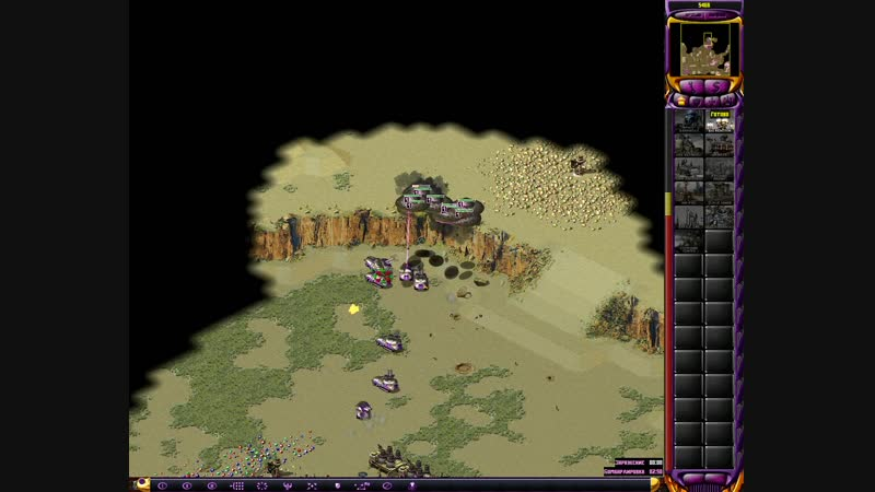 CC Red Alert 2 REBORN 101218(3) 1x1 - Artemis vs Roper