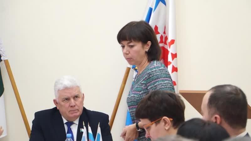 Александр Орлов- «Бюджет на 2019 год сбалансированный, просто нужно его выполнять и контролировать!»