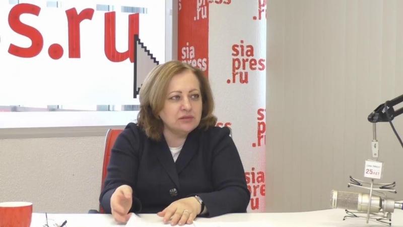 Как проголосовали в Сургуте Председатель ТИК Сургута Светлана Гаранина