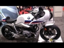 2018 BMW R Nine T Racer Walkaround 2018 Toronto Motorcycle Show