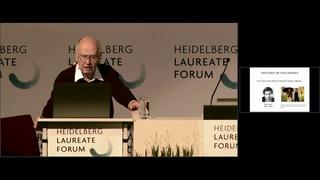 6th HLF – Lecture: Sir Michael Francis Atiyah
