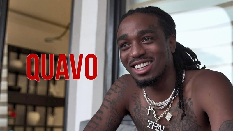 Quavo Goes Fishing While Discussing Migos Rise to Fame