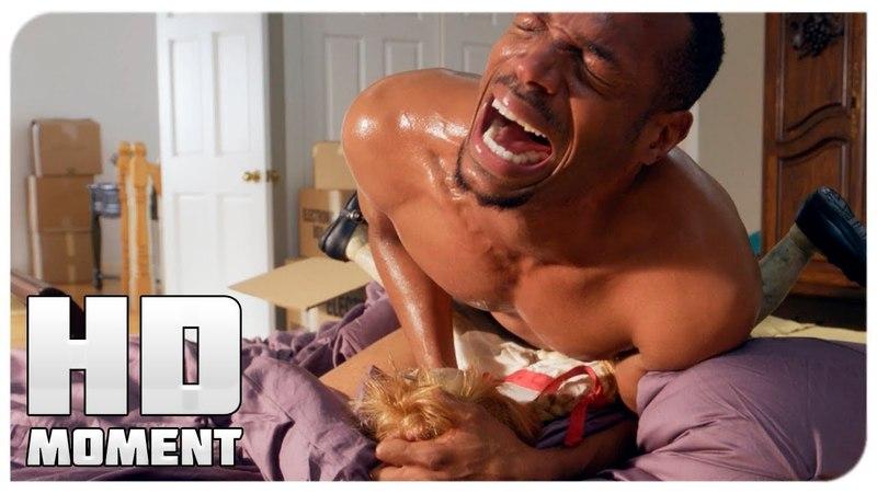 Малкольм переспал с куклой - Дом с паранормальными явлениями 2 (2014) - Момент из фильма