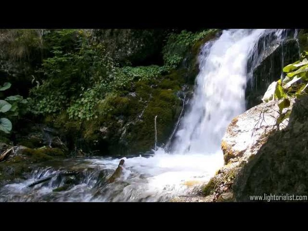BEST Waterfall Forest River in 5 Hours HD Video from 85 Relaxing Waterfalls
