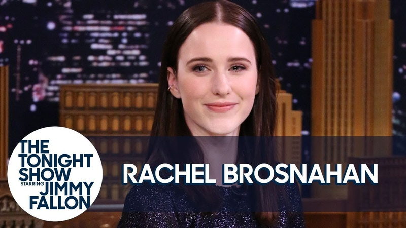 Rachel Brosnahan Had a Ring Badly Stuck on Her Finger the Night She Won an Emmy