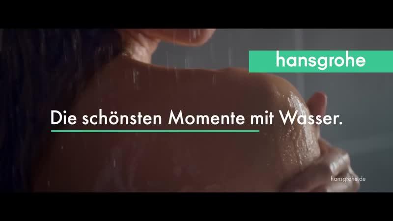 Hansgrohe TV-Spot Shower
