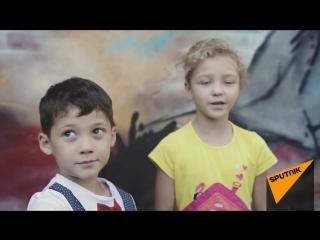 Роман Дмитриев и Рамиля Камбарова из Кызылорды (Казахстан), участники проекта Ты супер! Танцы
