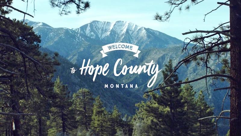 Far Cry 5 The Hope County Choir - Help Me Faith (Choir Version)