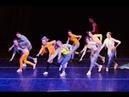 Хип-хоп хореография. Отчетный концерт Dance Life Белгород (2019)