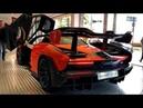McLaren Senna SOUND!! Grand Prix de Monaco CARSPOTTING! (VLOG 1/5)