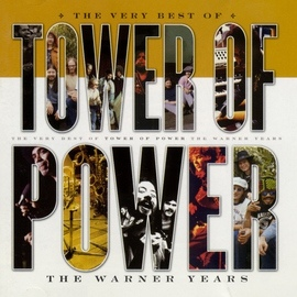 Tower of Power альбом The Very Best Of Tower Of Power: The Warner Years