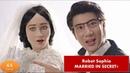 Robot Sophia đã bí mật kết hôn?