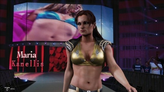 WWE 2K19 Rising Stars Pack - Maria Kanellis Entrance