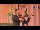 Выступление Ильгиза Заманова Игра на срипке (7 декабря 2016 года)