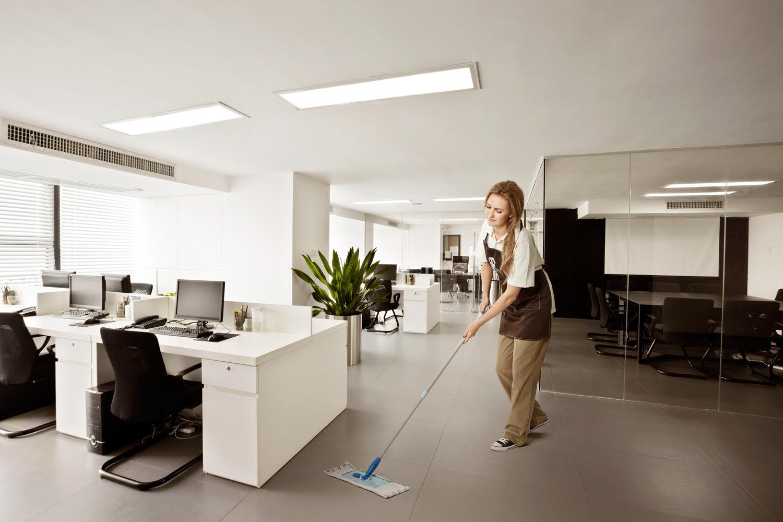 Чистый офис – залог здоровья