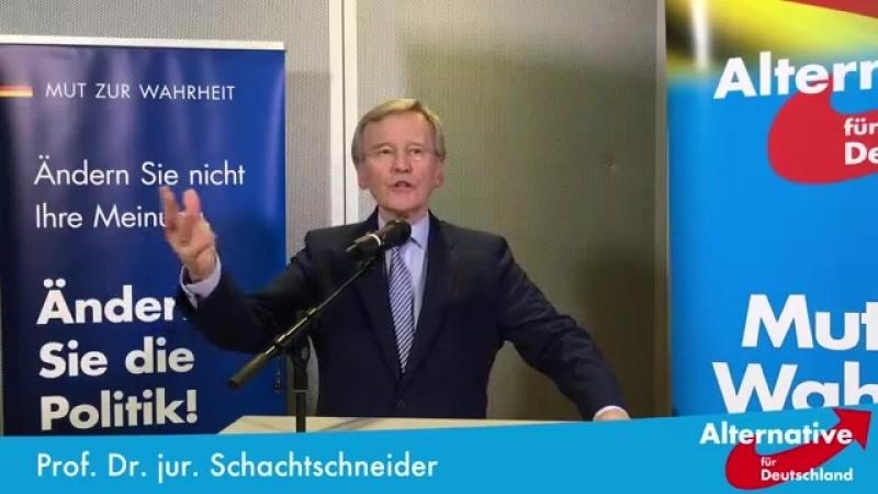 Begriffe Wissen Glauben 2018 zum aktuellen Krieg Staat gegen Volk mit totalem Islamsieg Prof Karl Albrecht Schachtschneider spri